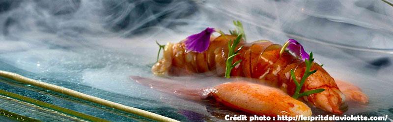 Restaurant L'Esprit de la Violette