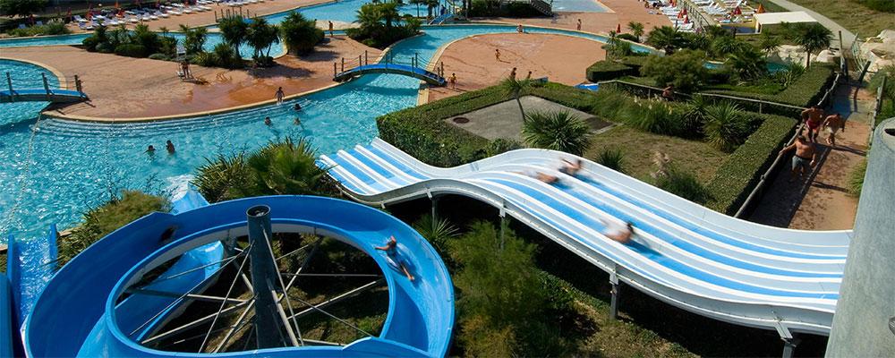 Parc aquatique Catalogne