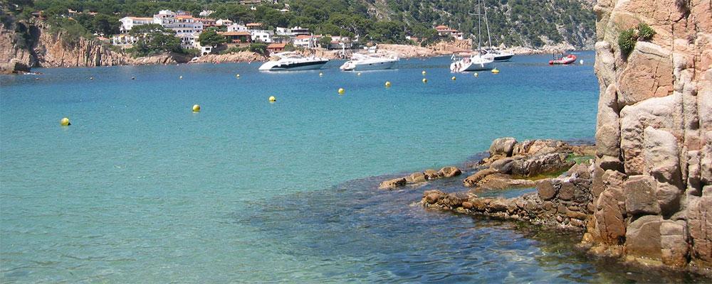 Plus belles plages de la Costa Brava