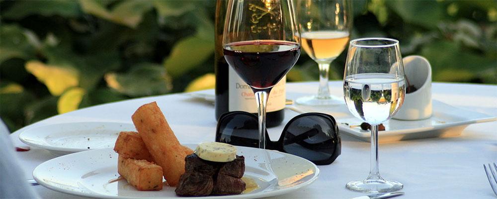 Restaurant étoilé en Provence