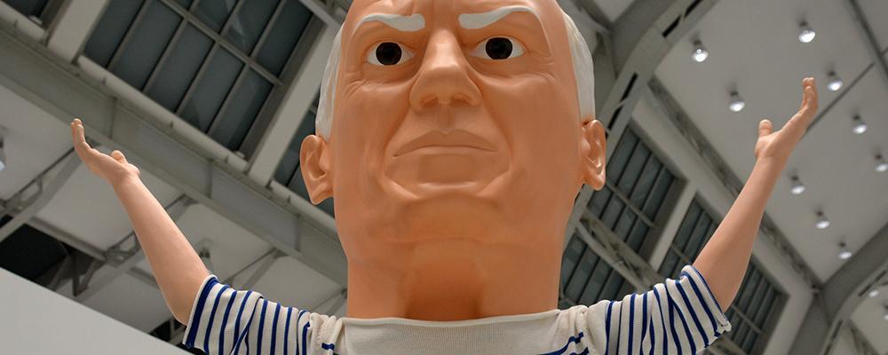 exposition Picasso à Landerneau