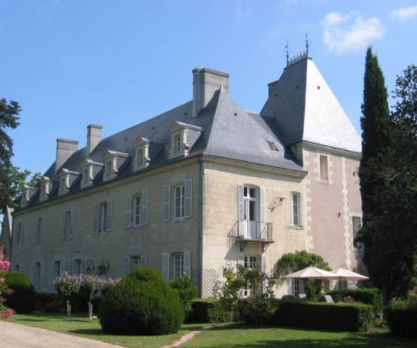 Location château de Loire