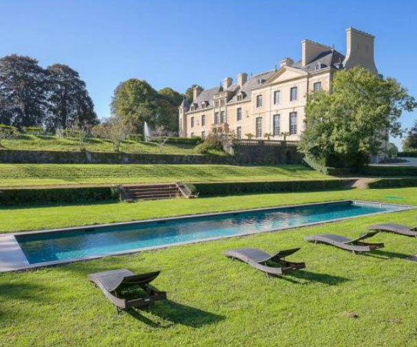 Location château Pure Luxe Normandy