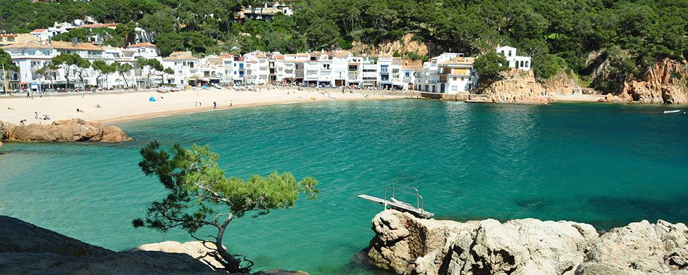 Location Tamariu Espagne