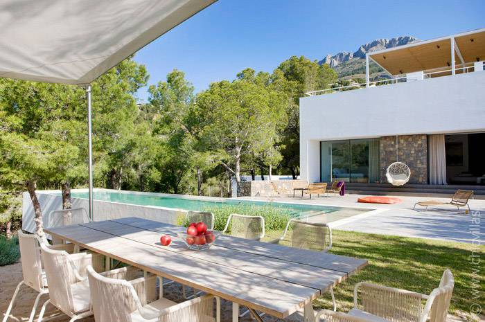 Alteana - Luxury villa rental - Costa Blanca (Sp.) - ChicVillas - 7