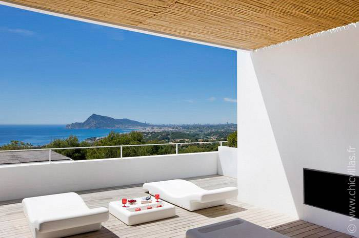 Alteana - Luxury villa rental - Costa Blanca (Sp.) - ChicVillas - 12