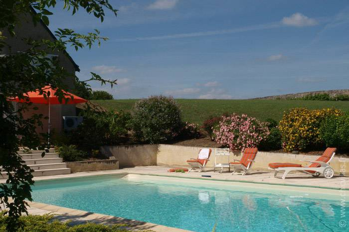 Les Balcons de Loire - Luxury villa rental - Loire Valley - ChicVillas - 3