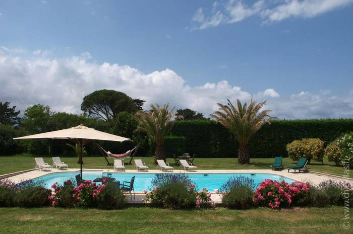 Bisquaina - Luxury villa rental - Aquitaine and Basque Country - ChicVillas - 5