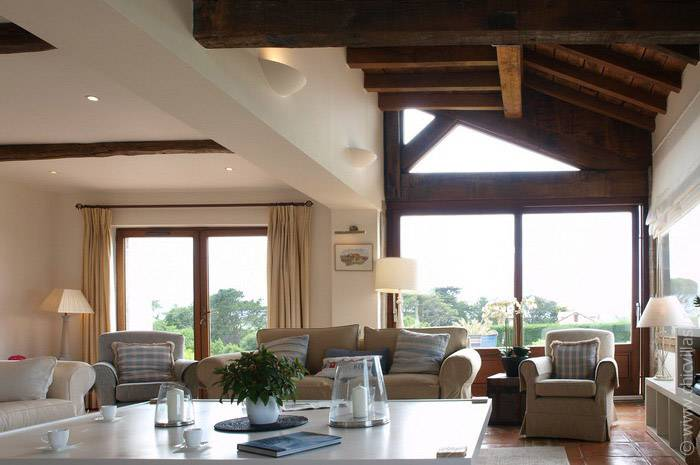Bisquaina - Luxury villa rental - Aquitaine and Basque Country - ChicVillas - 9