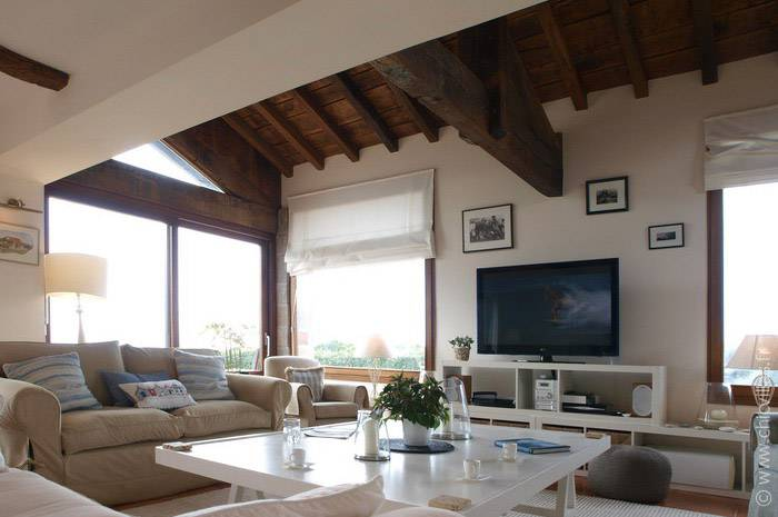 Bisquaina - Luxury villa rental - Aquitaine and Basque Country - ChicVillas - 10