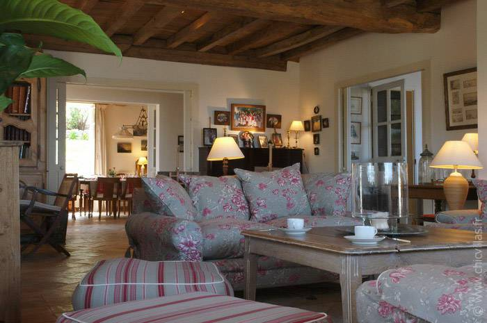Bista Eder - Location villa de luxe - Aquitaine / Pays Basque - ChicVillas - 5