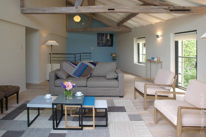 De Val en Vins - Luxury villa rental - Loire Valley - ChicVillas - 8