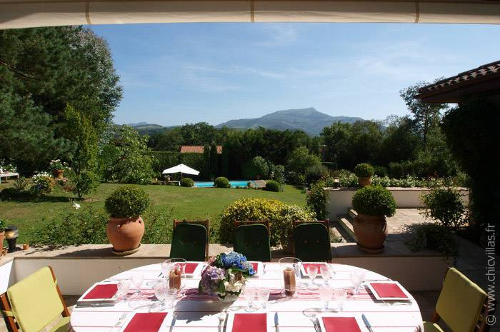 En Pente Douce - Luxury villa rental - Aquitaine and Basque Country - ChicVillas - 2