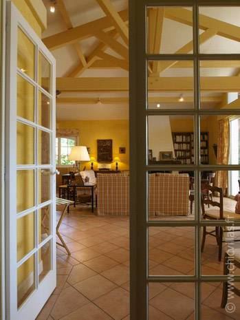 En Pente Douce - Luxury villa rental - Aquitaine and Basque Country - ChicVillas - 3