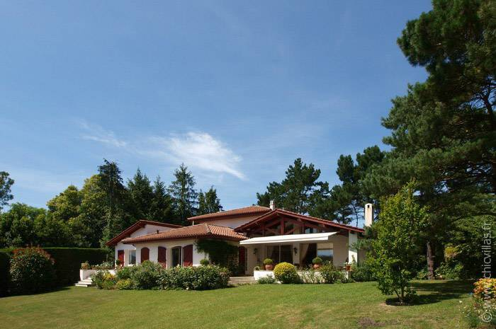 En Pente Douce - Luxury villa rental - Aquitaine and Basque Country - ChicVillas - 11