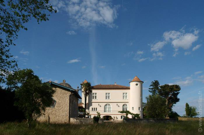 Les Hauts de St Jean - Luxury villa rental - Aquitaine and Basque Country - ChicVillas - 1