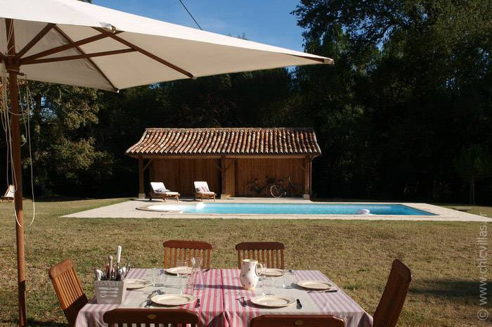 L Oree - Luxury villa rental - Dordogne and South West France - ChicVillas - 7