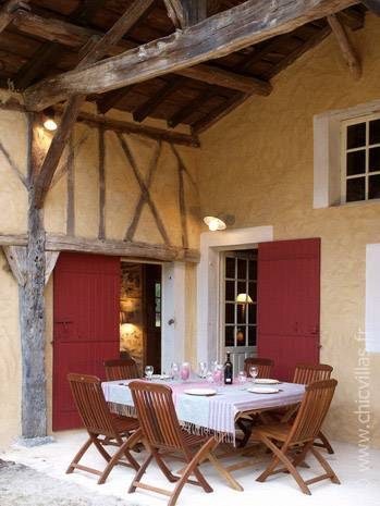 L Oree - Luxury villa rental - Dordogne and South West France - ChicVillas - 12