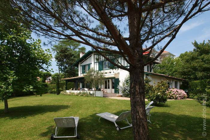 La Luzienne - Location villa de luxe - Aquitaine / Pays Basque - ChicVillas - 18