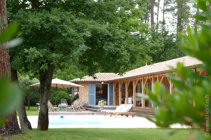 La Muse du Bassin - Luxury villa rental - Aquitaine and Basque Country - ChicVillas - 1