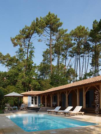 La Muse du Bassin - Luxury villa rental - Aquitaine and Basque Country - ChicVillas - 4