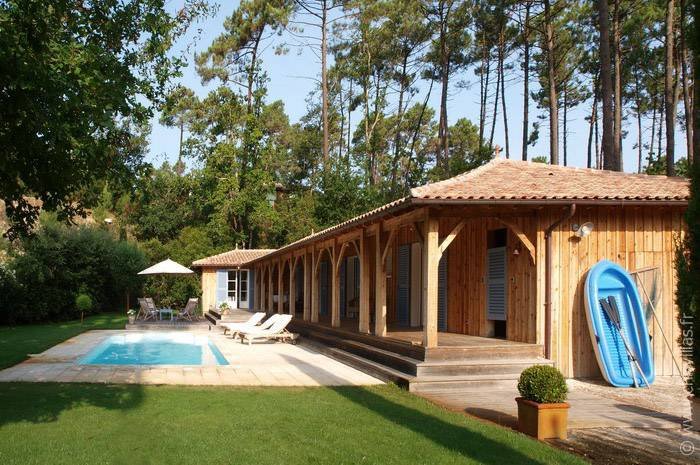 La Muse du Bassin - Luxury villa rental - Aquitaine and Basque Country - ChicVillas - 12