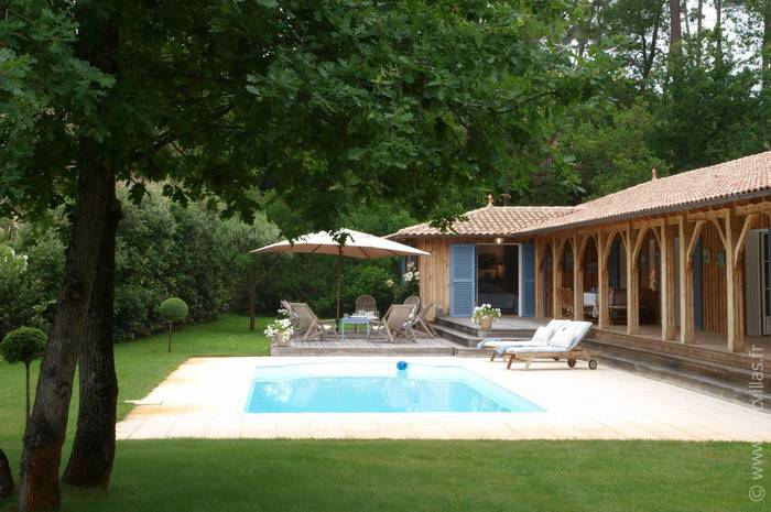 La Muse du Bassin - Luxury villa rental - Aquitaine and Basque Country - ChicVillas - 16