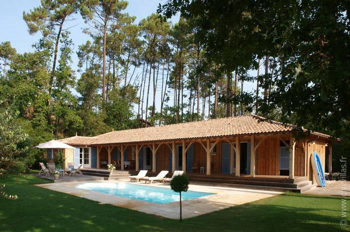 La Muse du Bassin - Luxury villa rental - Aquitaine and Basque Country - ChicVillas - 19