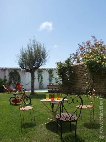 La Reposee - Location villa de luxe - Vendee/ Charentes - ChicVillas - 17