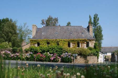 Le Logis de la Chapelle - Luxury villa rentals by the sea in Brittany and Normandy | ChicVillas