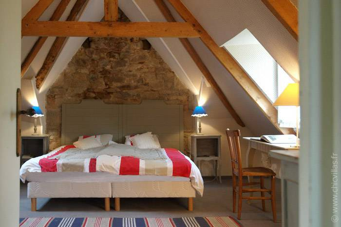 Le Logis de la Chapelle - Luxury villa rental - Brittany and Normandy - ChicVillas - 15