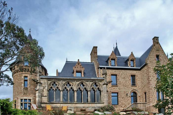 Castel Marmousets - Luxury villa rental - Brittany and Normandy - ChicVillas - 2
