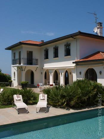 Ozeano - Location villa de luxe - Aquitaine / Pays Basque - ChicVillas - 5