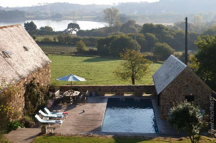 Location belle maison en bretagne avec piscine chauff e - Location en bretagne avec piscine ...