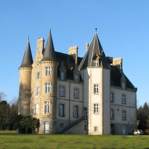Location Châteaux