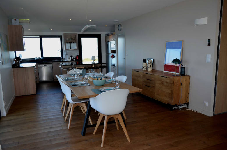 Ambiances Mer - Location villa de luxe - Bretagne / Normandie - ChicVillas - 20