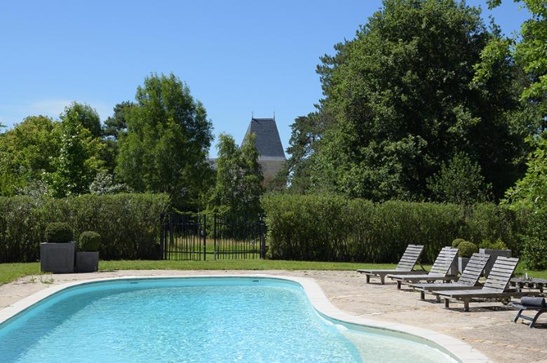 Authentic Loire Valley - Location villa de luxe - Vallee de la Loire - ChicVillas - 3