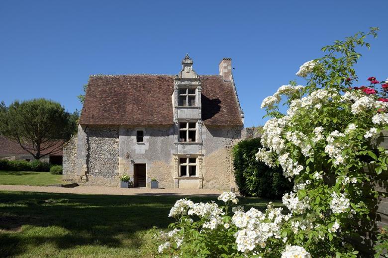 Authentic Loire Valley - Location villa de luxe - Vallee de la Loire - ChicVillas - 5