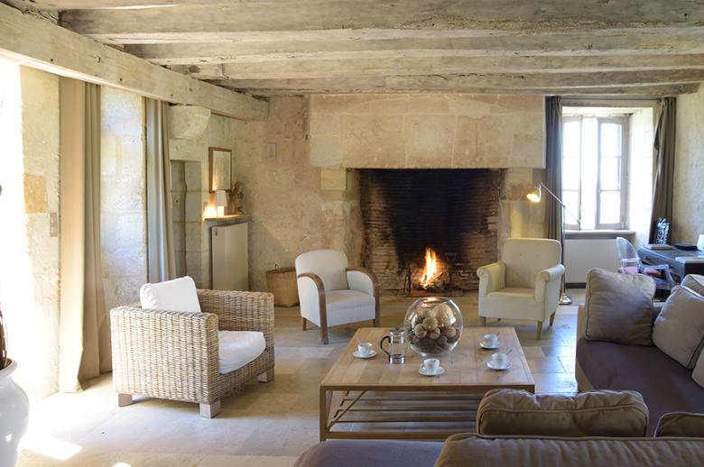 Authentic Loire Valley - Location villa de luxe - Vallee de la Loire - ChicVillas - 6