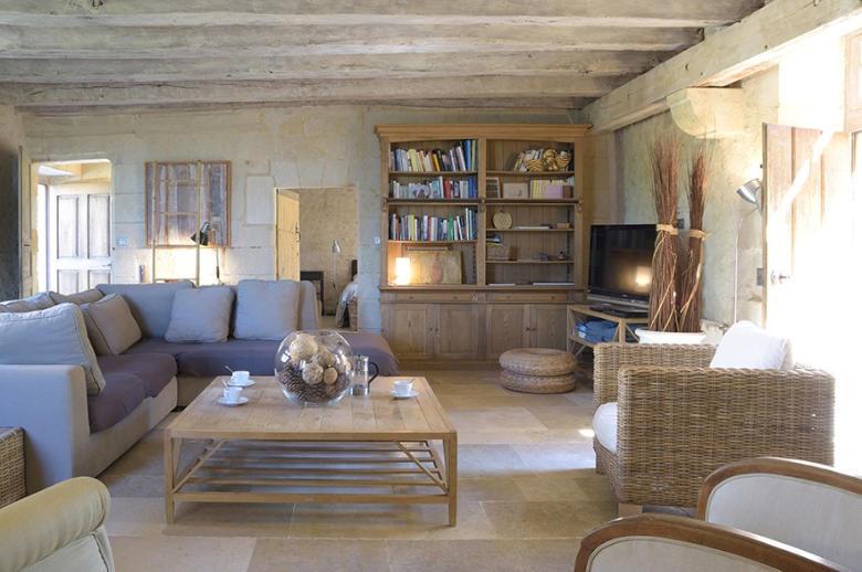 Authentic Loire Valley - Location villa de luxe - Vallee de la Loire - ChicVillas - 7