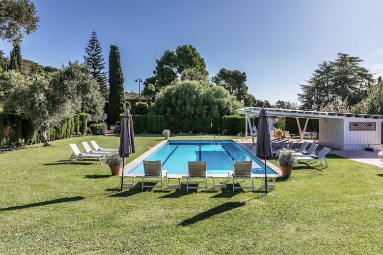 Barcelona Grande - Location villa de luxe - Catalogne (Esp.) - ChicVillas - 11