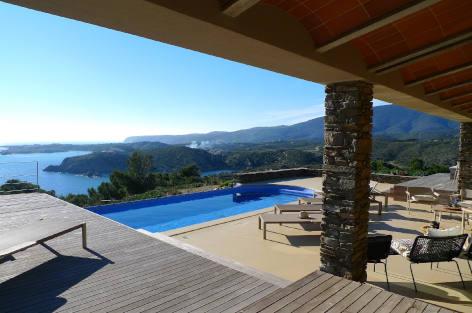 Location villa luxe Cadaques