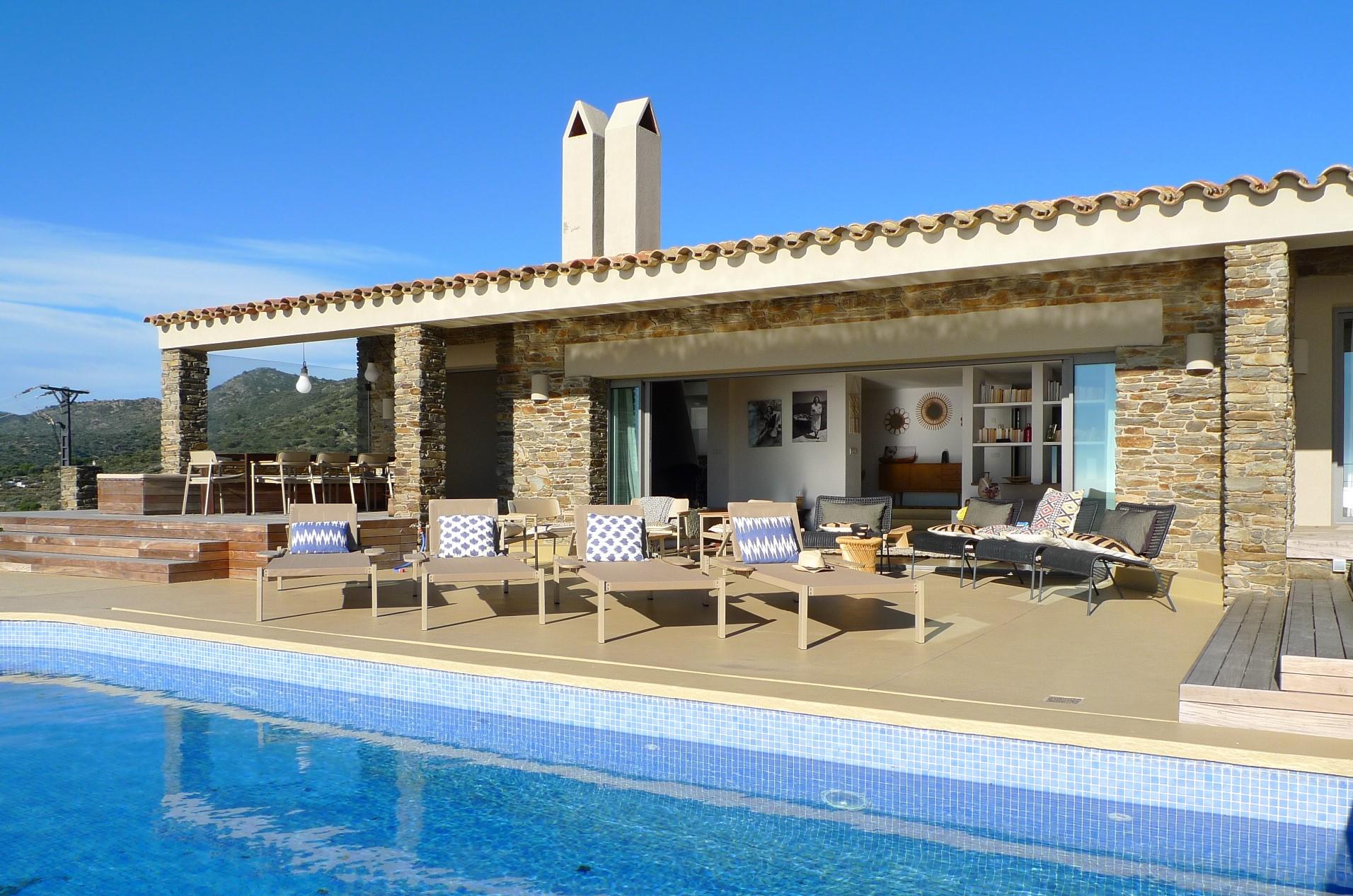 Bohemian Costa Brava - Location villa de luxe - Catalogne (Esp.) - ChicVillas - 2