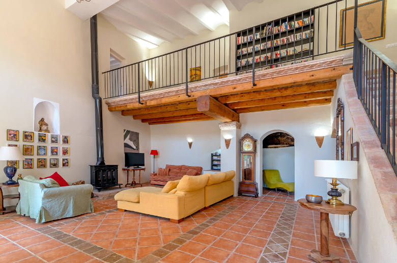 Catalan Masia - Location villa de luxe - Catalogne (Esp.) - ChicVillas - 5