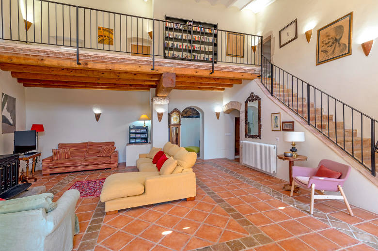Catalan Masia - Location villa de luxe - Catalogne (Esp.) - ChicVillas - 6