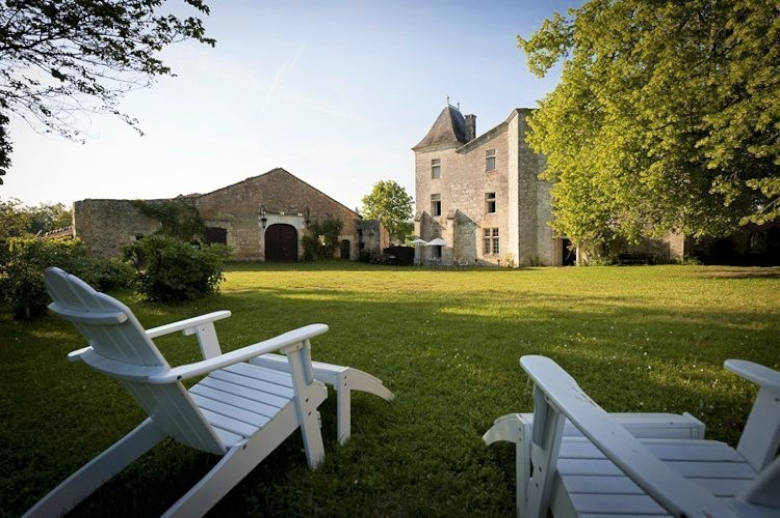 Charentes ou Dordogne - Location villa de luxe - Dordogne / Garonne / Gers - ChicVillas - 12