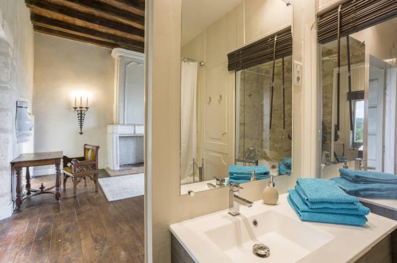 Charentes ou Dordogne - Location villa de luxe - Dordogne / Garonne / Gers - ChicVillas - 15