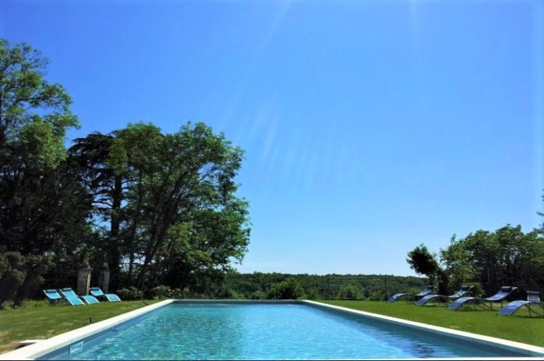Charentes ou Dordogne - Location villa de luxe - Dordogne / Garonne / Gers - ChicVillas - 16