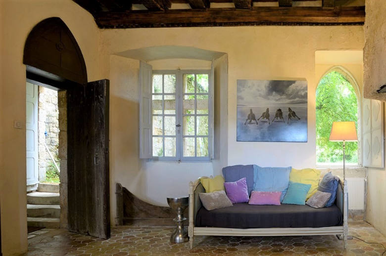 Charentes ou Dordogne - Location villa de luxe - Dordogne / Garonne / Gers - ChicVillas - 7