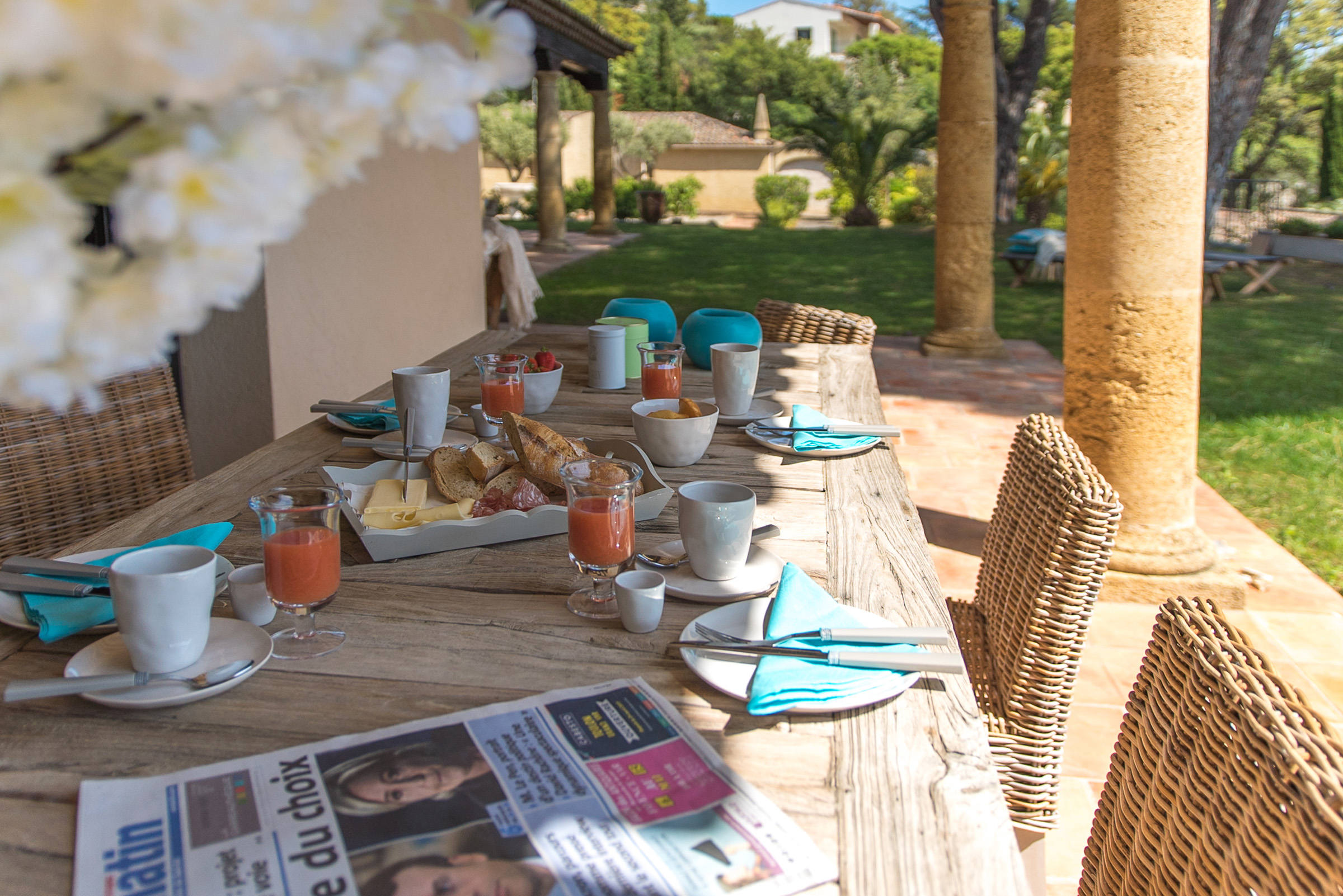 Charming Cote d Azur - Location villa de luxe - Provence / Cote d Azur / Mediterran. - ChicVillas - 15